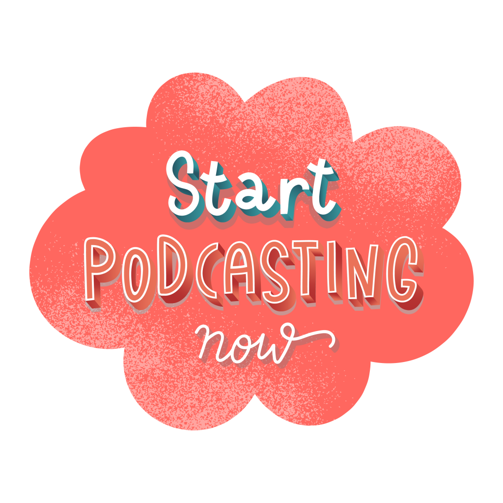 Audiopod podcast sticker